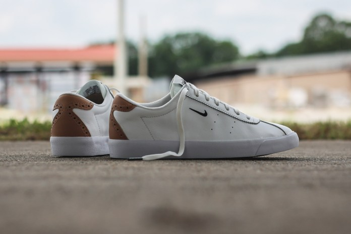 "Nike's ""Vachetta Tan"" Make-Up Comes to the Match Classic"