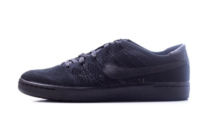 """Nike Tennis Classic Ultra Flyknit """"Triple Black"""""""