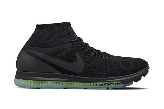 "NikeLab Zoom All Out Flyknit ""Triple Black"""