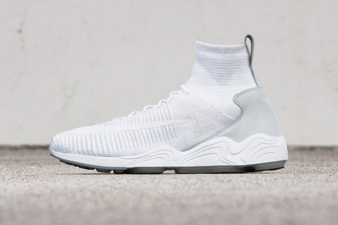 The Nike Zoom Mercurial Flyknit Fuses Innovation and Style