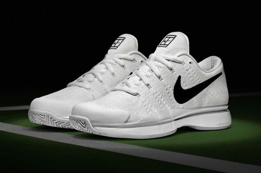 Nike Supports Roger Federer For Wimbledon With New Flyknit-Based Nike Zoom