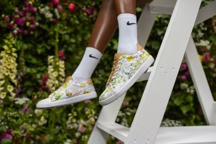 The Liberty x NikeCourt Collection Finds Inspiration in UK Summers