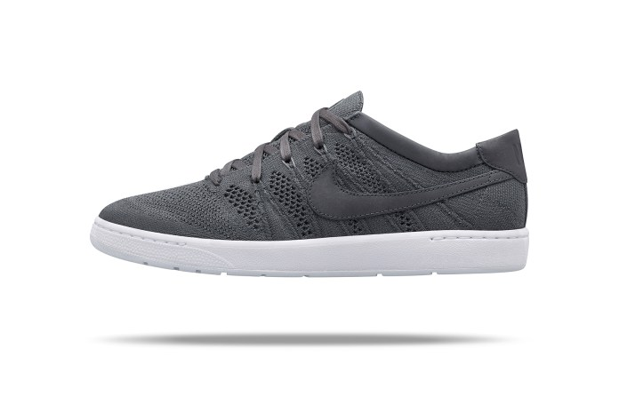 NikeCourt to Release Roger Federer-Collaborated Tennis Classic Ultra Flyknit