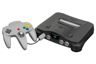 The Nostalgic Nintendo 64 Console Celebrates Its 20th Birthday