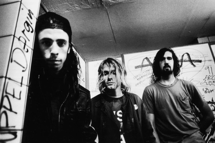 Listen to Previously Unreleased Nirvana Songs From 1993