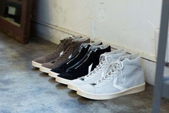 nonnative Puts Its Own Spin on the Converse Pro Leather