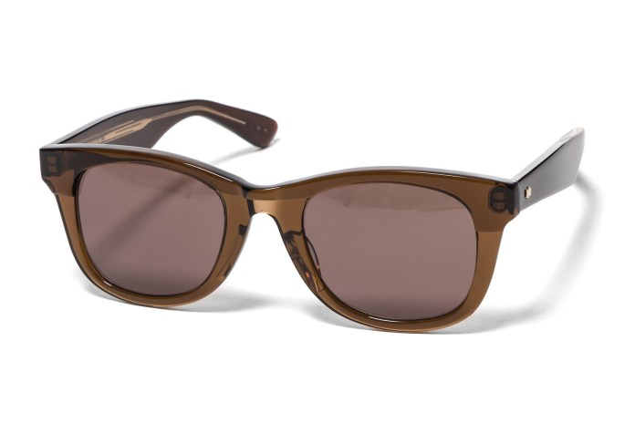 nonnative Drops Its Latest KANEKO-Crafted Sunglasses