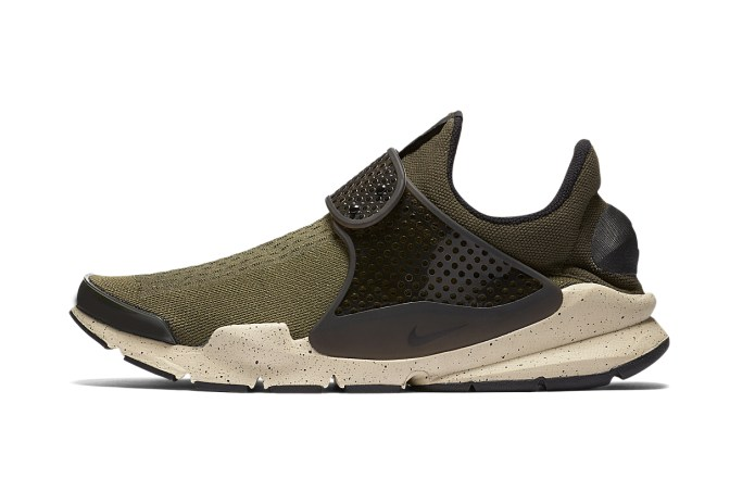 Nike's Sock Dart Goes Military for the Fall