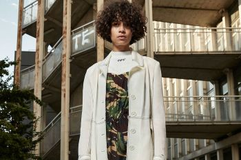 "OFF-WHITE Unveils 2017 Resort ""Roses of War"" Collection"