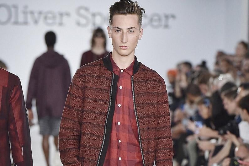Oliver Spencer 2017 Spring/Summer Collection