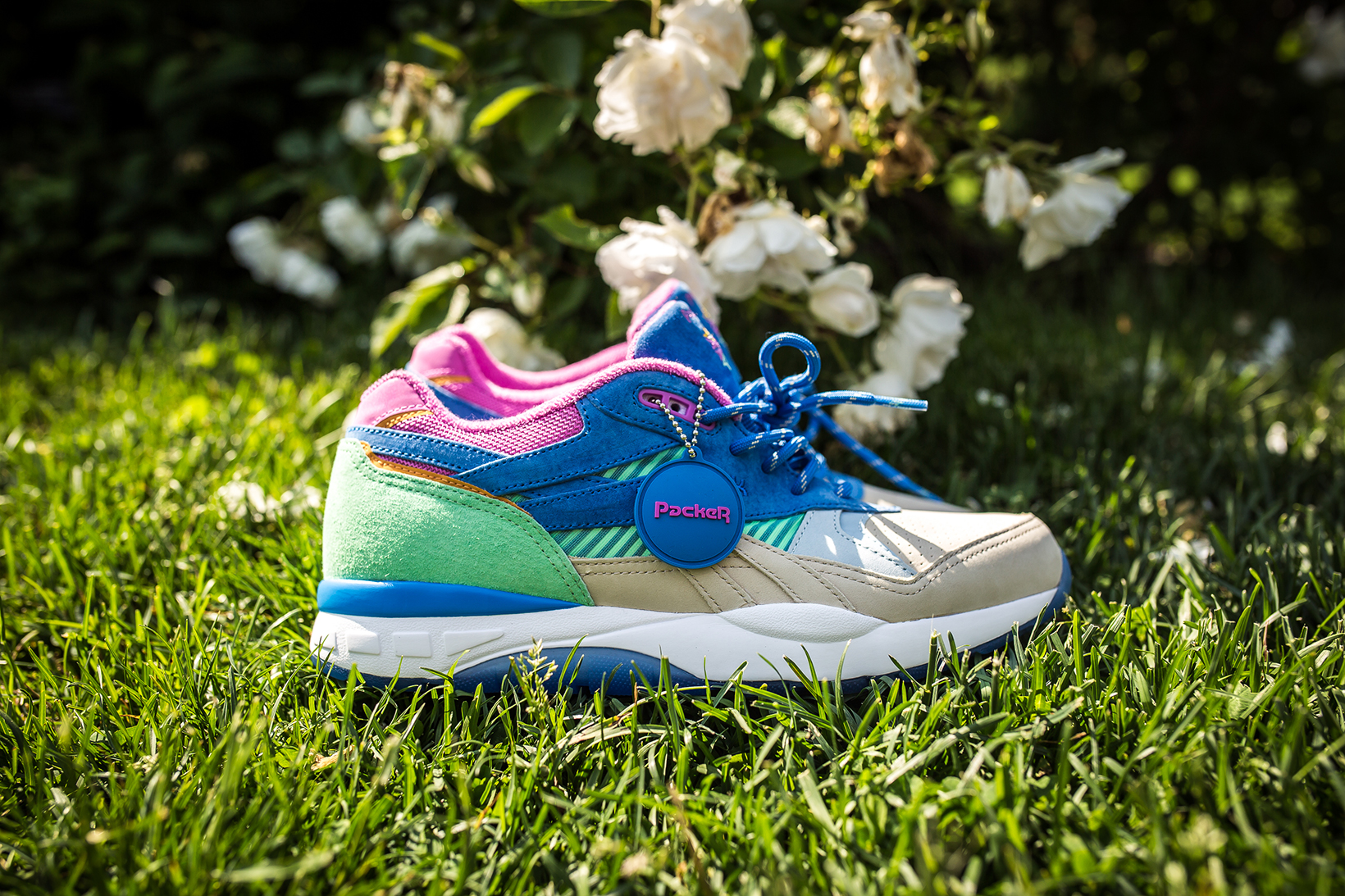 """Packer Closes Its Four Seasons Cycle With a """"Spring"""" Rendition of the Reebok Ventilator Supreme"""