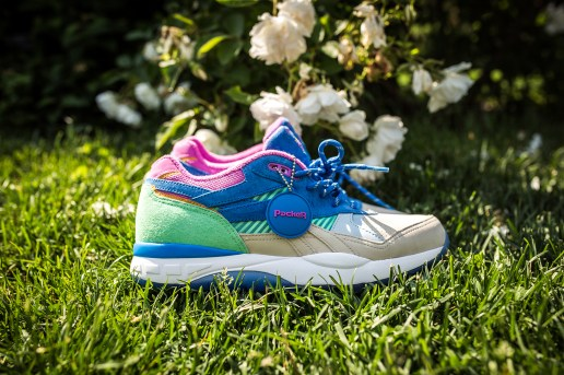 "Packer Closes Its Four Seasons Cycle With a ""Spring"" Rendition of the Reebok Ventilator Supreme"