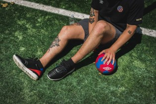 "Packer Shoes Collaborates With Umbro for Limited ""COPA 100"" Collection"