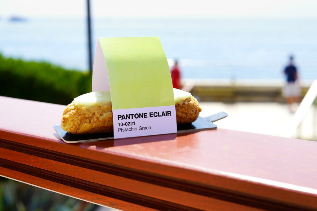 Pantone Café Back Again With Its Summer-Inspired Color-Coded Menu