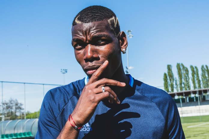 Paul Pogba Shows off His Style on and off the Pitch Ahead of the UEFA EURO 2016