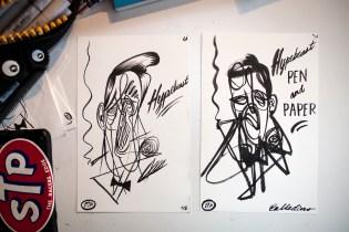 Pen & Paper: Stephen Palladino aka GOOD AND SHIDDY