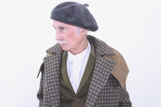 PHABLIC x KAZUI's 2016 Fall/Winter Lookbook Features a Stylish Elderly Gent