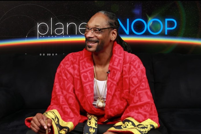 Snoop Dogg Becomes a Snake Charmer in the Latest Episode of 'Planet Snoop'