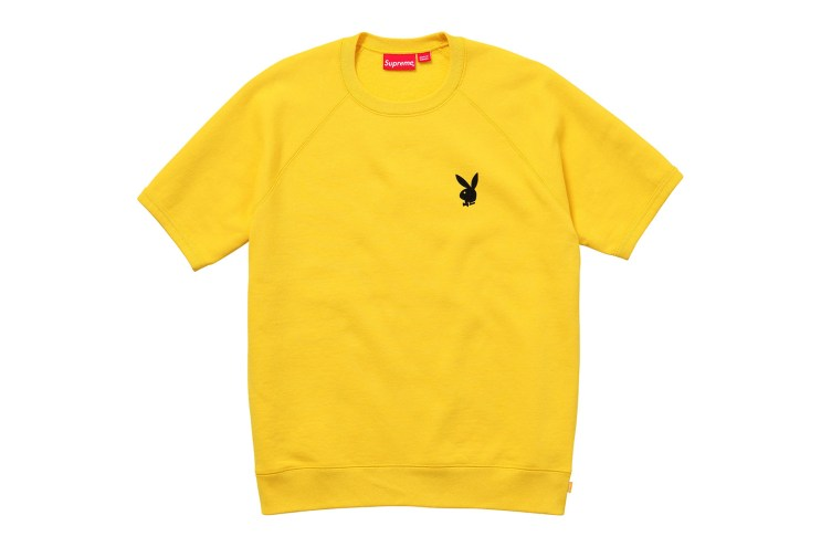 The Recent Supreme Release Comes With Some Suprise Playboy Pieces