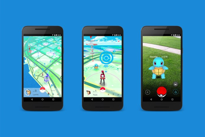 'Pokémon GO!' Releasing on Android and iOS Next Month
