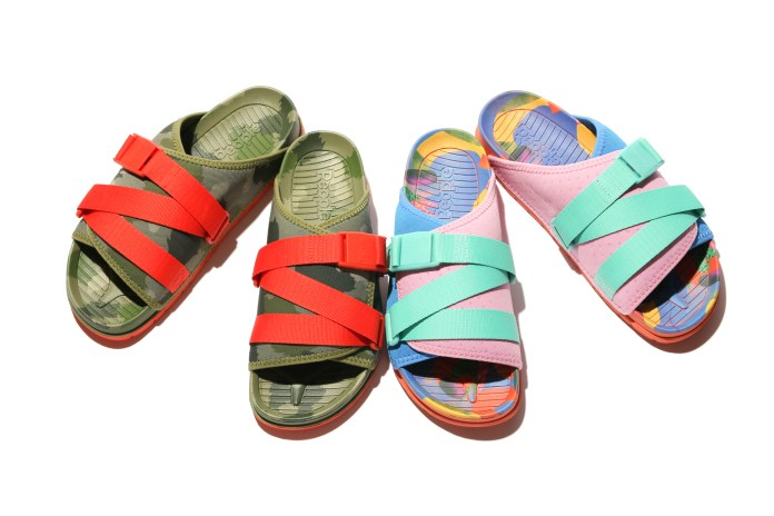 Poler x People Footwear Collaborative Sandals
