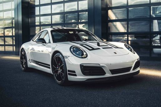 Porsche Unveils 911 Carrera S Endurance Racing Edition