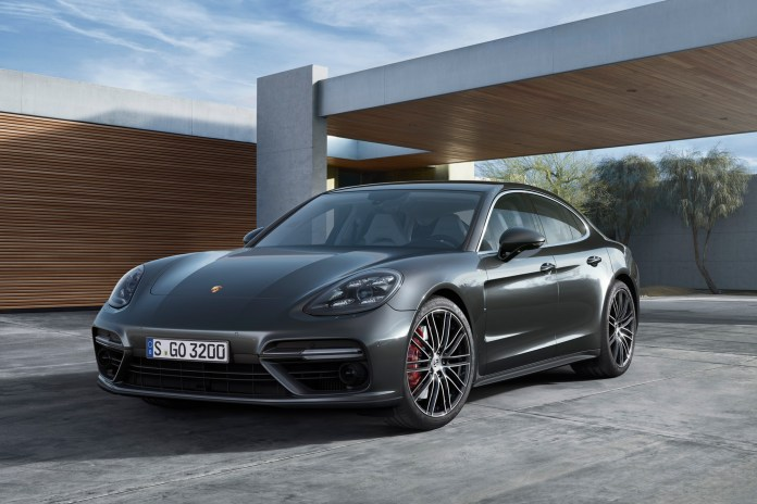 Porsche's Redesigned Panamera Is the Fastest Luxury Sedan on Earth