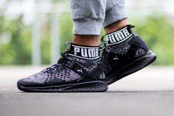 PUMA Enters the Ankle Sock Collar Game With the Ignite evoKNIT