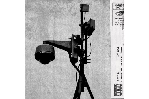 "Pusha T & Jay Z Trade Elite Lyrics in New Single, ""Drug Dealers Anonymous"""