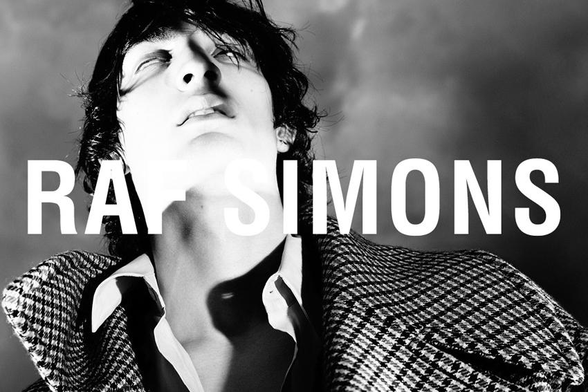 Raf Simons 2016 Fall/Winter Campaign Shot by Willy Vanderperre