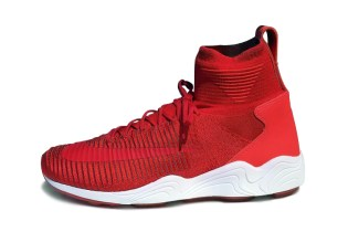 Nike's Zoom Mercurial Flyknit Expected to Drop in All Red