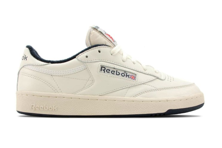 Reebok Brings a Vintage Feel to the Latest Club C 85