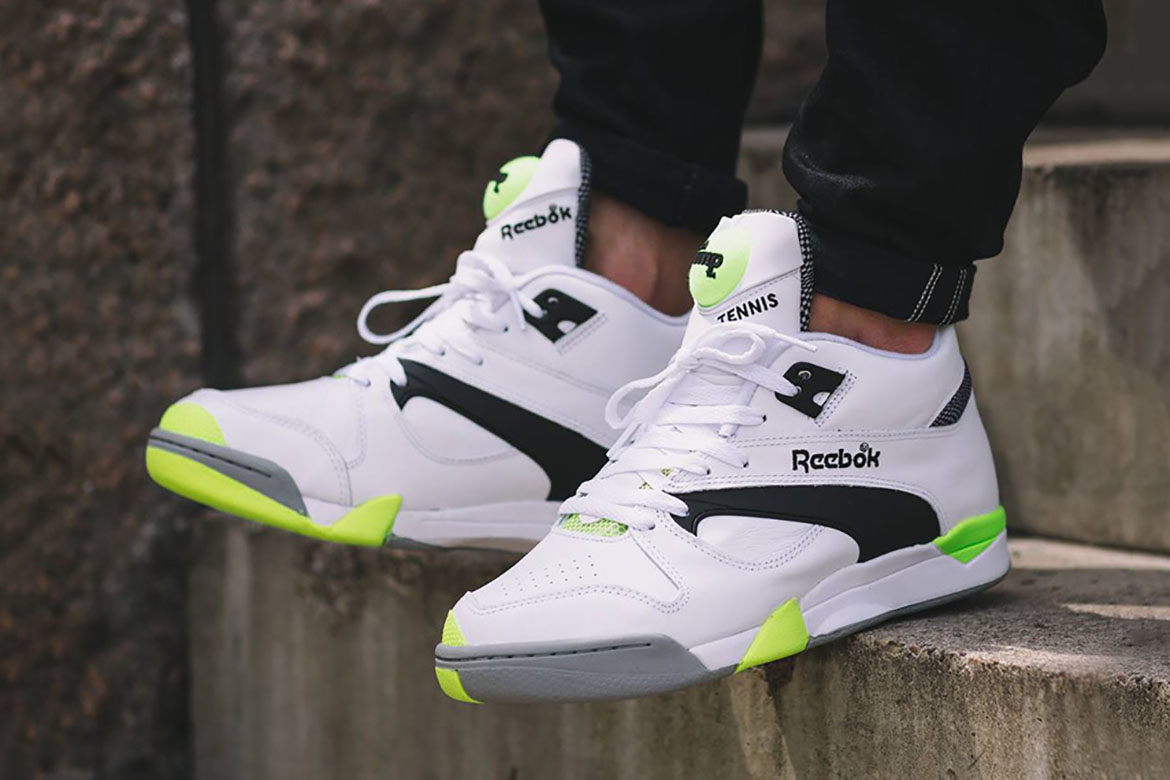 Reebok Brings Back the Court Victory Pump