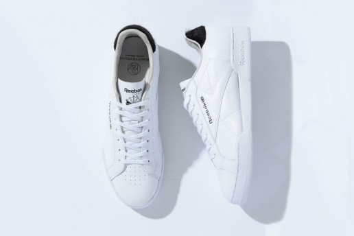 Reebok Brings Back Another High-Quality Tennis Sneaker in Time for Wimbledon
