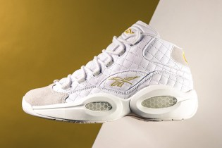 """Reebok Classic Celebrates AI's Birthday With the """"White Party"""" Question"""