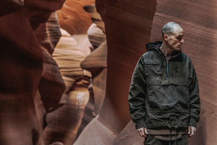 Represent Channels Nomadic Vibes for Its 2016 Fall/Winter DUSK Lookbook