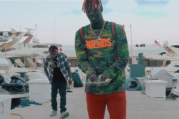 "Rich The Kid & Lil Yachty ""Fresh Off The Boat"" Music Video"