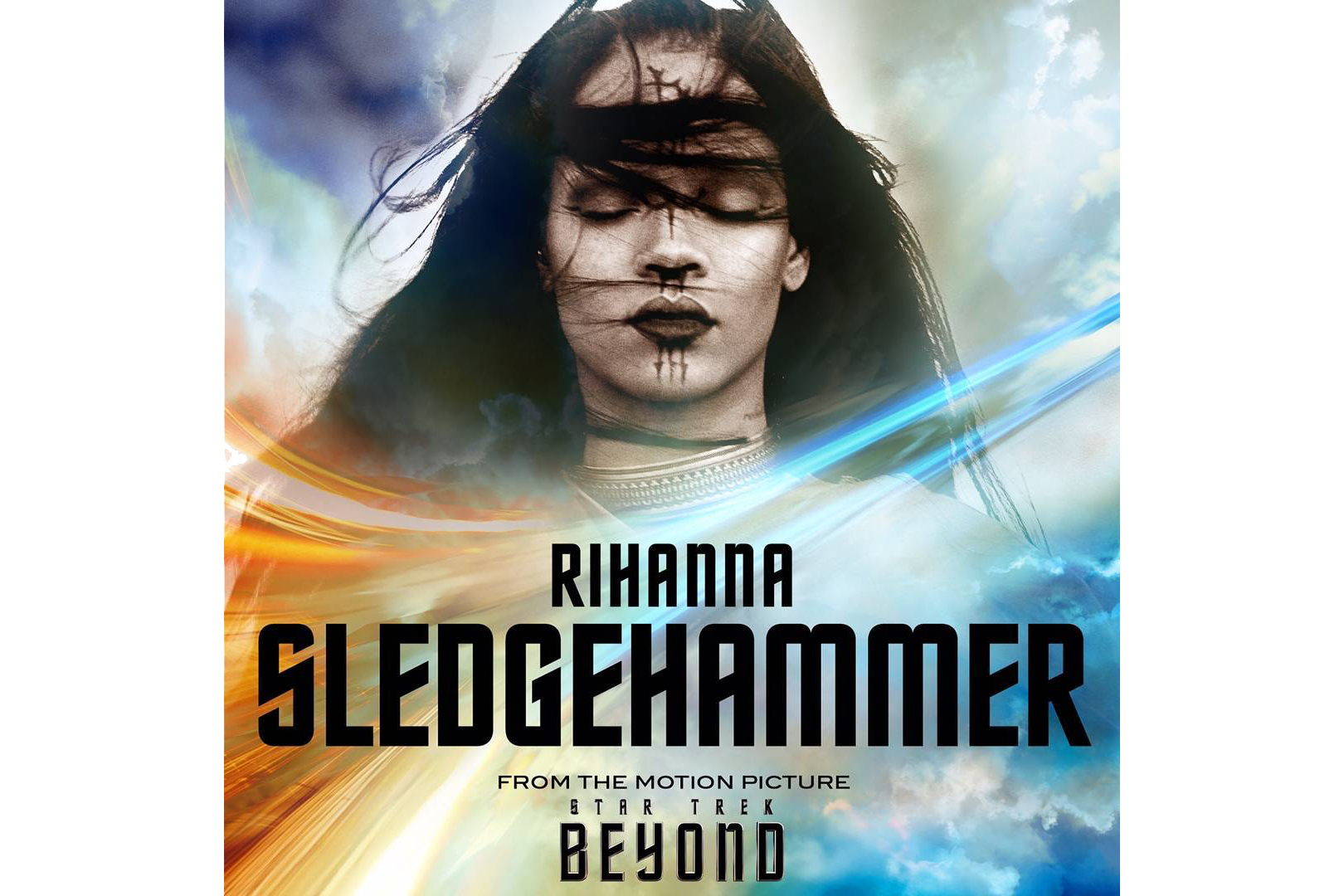 """Rihanna Complements 'Star Trek Beyond''s Latest Trailer With New Track, """"Sledgehammer"""""""