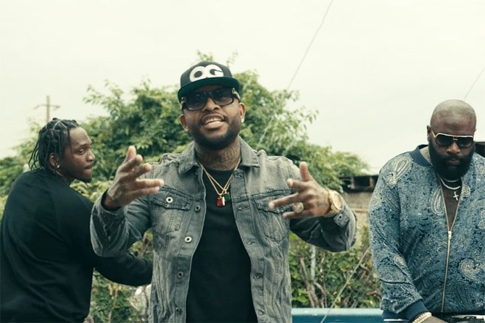 "Royce Da 5'9"", Pusha T & Rick Ross ""Layers"" Music Video"