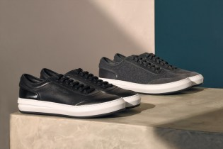 Clean Lines and Ultra-High Quality Fall Sneakers From Salvatore Ferragamo