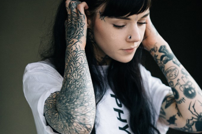 Sang Bleu Taps Grace Neutral for New PHYSICAL Line