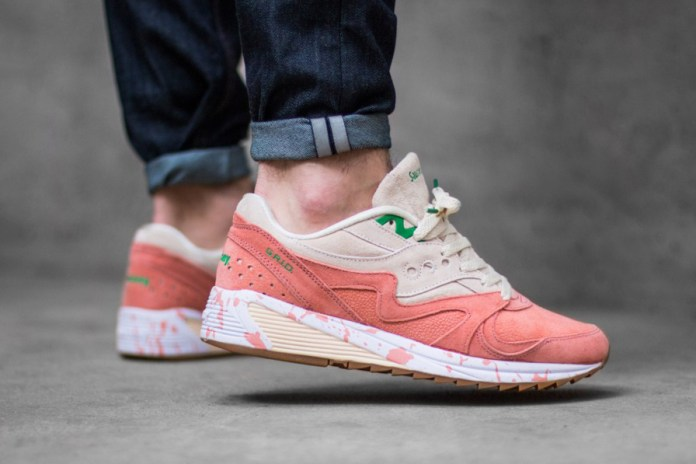 Saucony Pays Homage to the Lobster Roll