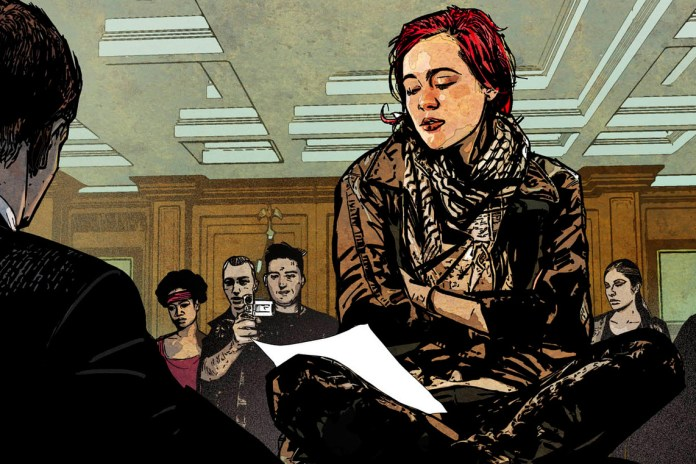 Marvel's Young Rebel 'Scarlet' Makes Her Way to HBO for a Battle Against American Corruption