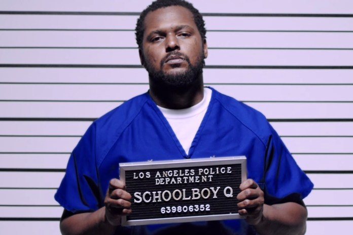 "Go Behind Bars With ScHoolboy Q in His Video for ""Tookie Knows II"""