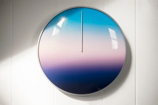 "The ""Today"" Clock Tells Time With Dawn, Noon, Dusk & Midnight"