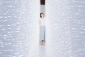 Hitomi Sato Invites Spectators to Take a Shimmering Walk Through Light