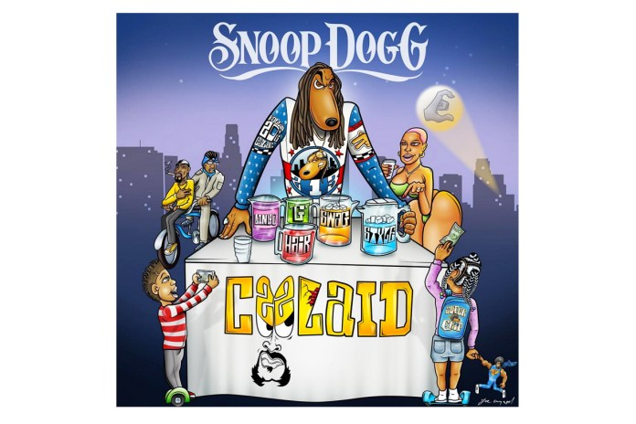 Stream Snoop Dogg's 'Coolaid' Album Now via Apple Music