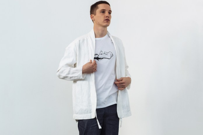 SOL-SOL Blends Workwear With Eastern Influences in Its Latest Range