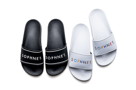 SOPHNET.'s Logo Slides Are as Cozy as They Are Contemporary