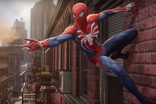 Sony Announces New 'Spider-Man' Game for PS4